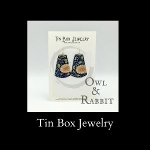 tin box jewelry